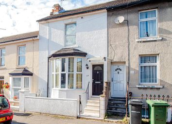 Thumbnail 3 bed terraced house for sale in Chillington Street, Maidstone