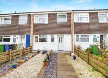 Thumbnail 3 bed terraced house for sale in Westhill Close, Brackley