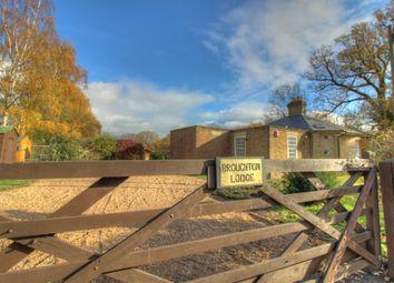 London Road, Dunton Green, Sevenoaks TN13. 4 bed detached house for sale