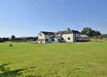 Thumbnail 5 bed detached house for sale in Five Lanes, Caerwent, Monmouthshire