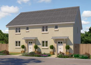 """Thumbnail 3 bedroom terraced house for sale in """"Bonnyton"""" at Whitehill Street, Newcraighall, Musselburgh"""