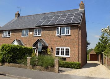 Thumbnail 3 bed semi-detached house for sale in High Street, Puddletown, Dorchester
