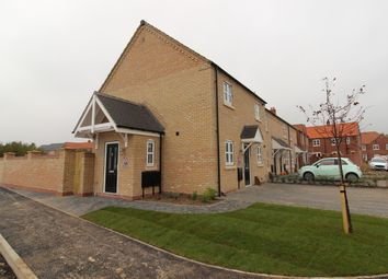 Thumbnail 1 bed flat to rent in Lindsey Drive, Gainsborough
