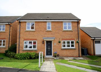 Thumbnail 3 bedroom detached house for sale in Goldcrest Close, Heysham, Morecambe