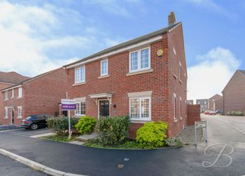 Thumbnail 4 bed detached house for sale in Pennyroyal Way, Kirkby-In-Ashfield, Nottingham