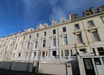 Thumbnail 2 bed flat for sale in Langhorne Gardens, Folkestone