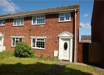 Thumbnail 3 bed semi-detached house for sale in Brockworth, Yate