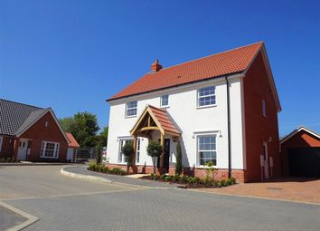 Thumbnail 4 bedroom property for sale in Plot 15 The Holkham, Springfield Grange, Acle