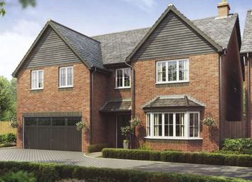 Thumbnail 5 bed detached house for sale in Bramshall Road, Uttoxeter, Staffordshire