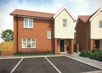 Thumbnail 3 bed semi-detached house for sale in Plot 79 Newland Phase 3, Navigation Point, Cinder Lane, Castleford