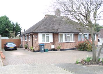 Whitehall Cresent, Chessington KT9. 2 bed semi-detached bungalow