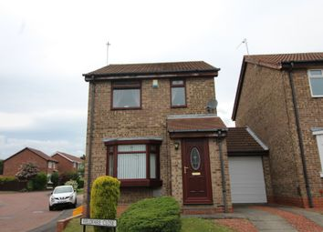 Thumbnail 3 bed detached house for sale in Fieldfare Close, Washington