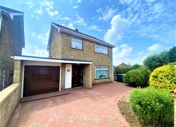 Thumbnail 3 bed detached house for sale in Snoots Road, Whittlesey, Peterborough