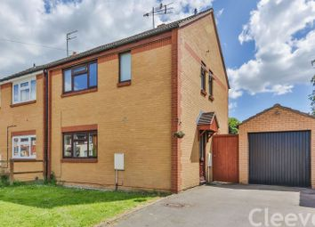 Thumbnail 3 bed semi-detached house for sale in Millham Road, Bishops Cleeve, Cheltenham