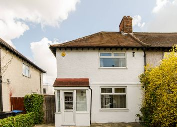 Thumbnail 3 bed semi-detached house to rent in Kingston Road, Kingston