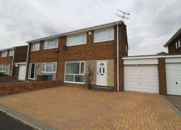 Thumbnail 3 bed semi-detached house for sale in St. Marys Drive, Blyth