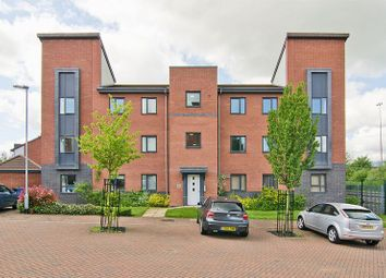 Thumbnail 2 bed flat for sale in Blackberry Avenue, Lichfield