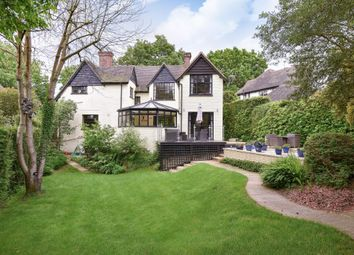 Thumbnail 4 bed detached house for sale in Belton Road, Camberley, Surrey GU15,