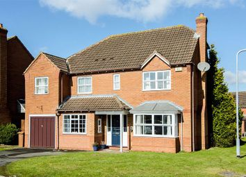 Thumbnail 5 bed detached house for sale in Manor Rise, Boley Park, Lichfield