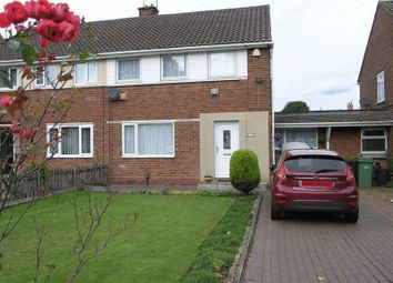 Thumbnail 3 bed semi-detached house for sale in Howley Grange Road, Halesowen