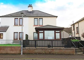 Thumbnail 2 bed semi-detached house to rent in Bayview Crescent, Cromarty