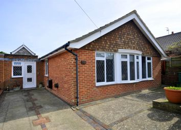 Thumbnail 3 bed detached bungalow for sale in Rangemore Drive, Eastbourne