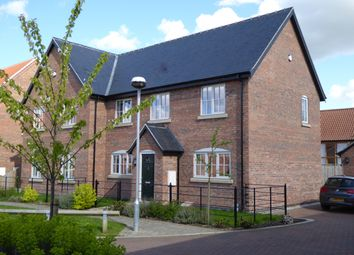 Thumbnail 3 bed semi-detached house for sale in Hickman Grove, Collingham