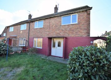 Thumbnail 3 bed semi-detached house for sale in Hertford Close, Eastfield, Scarborough