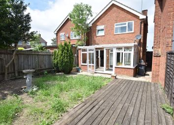 Thumbnail 3 bed semi-detached house to rent in Emerald Road, Luton