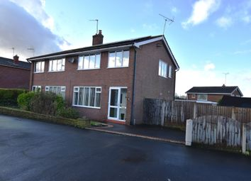 3 bed semi-detached house for sale in Chestnut Road, Loggerheads, Market Drayton TF9
