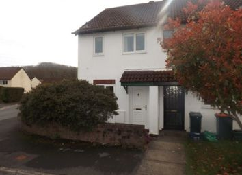 Thumbnail 2 bed end terrace house to rent in Waltwood Park Drive, Llanmartin, Newport.