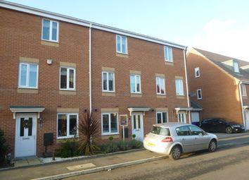 Thumbnail 4 bed town house to rent in Balata Way, Horninglow, Burton