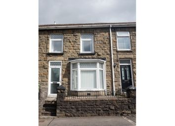 Thumbnail 3 bed terraced house for sale in Wood Street, Pontypridd