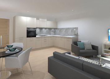 Thumbnail 2 bed flat for sale in Ladywell Avenue, Edinburgh