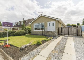 Thumbnail 3 bed detached bungalow for sale in Bentham Road, Newbold, Chesterfield