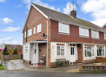 Thumbnail 2 bed flat for sale in Sutherland Close, Rustington, West Sussex
