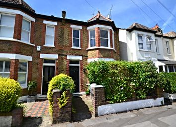 Thumbnail 3 bed terraced house for sale in Sydney Road, Raynes Park