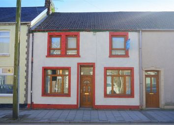 Thumbnail 3 bed terraced house for sale in Castle Street, Maesteg, Mid Glamorgan