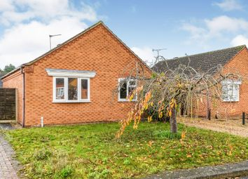 Thumbnail 2 bedroom detached bungalow for sale in Wiclewood Way, Dersingham, King's Lynn