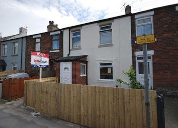 3 bed terraced house to rent in Lytham Road, Warton, Preston, Lancashire PR4
