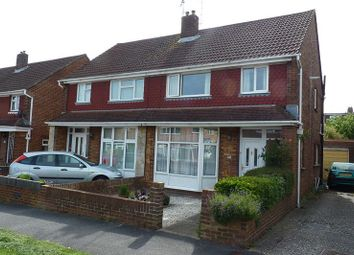 Thumbnail 3 bed property for sale in Southbourne Avenue, Drayton, Portsmouth