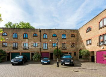 Thumbnail 4 bed terraced house for sale in Portland Square, London, Wapping