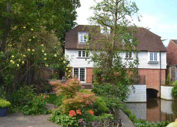 Thumbnail 4 bed detached house for sale in Mill Lane, Tonbridge