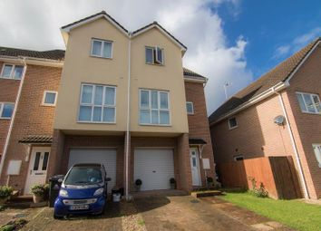 Thumbnail 3 bed town house for sale in Princess Royal Road, Bream, Lydney