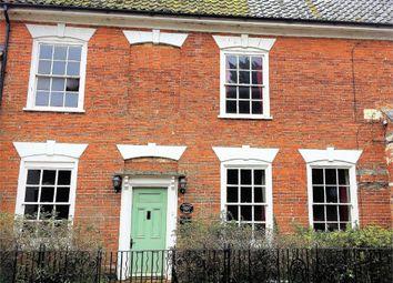 Thumbnail 5 bed semi-detached house for sale in The Street, Hempnall, Norwich, Norfolk