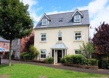 Thumbnail 4 bed detached house for sale in Dragon Way, Hengoed