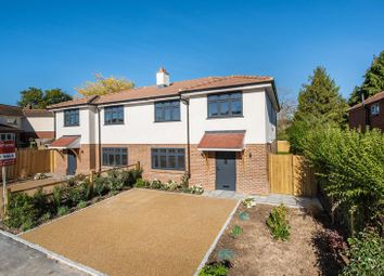 Thumbnail 3 bed semi-detached house for sale in Woodside, West Horsley, Leatherhead