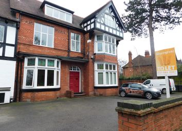 Thumbnail 1 bed flat to rent in Salisbury Road, Moseley, Birmingham