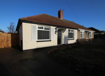 Thumbnail 2 bed semi-detached bungalow for sale in Southill Road, Harton, South Shields