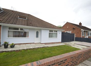 Thumbnail 3 bed semi-detached bungalow for sale in Grampian Way, Moreton, Wirral